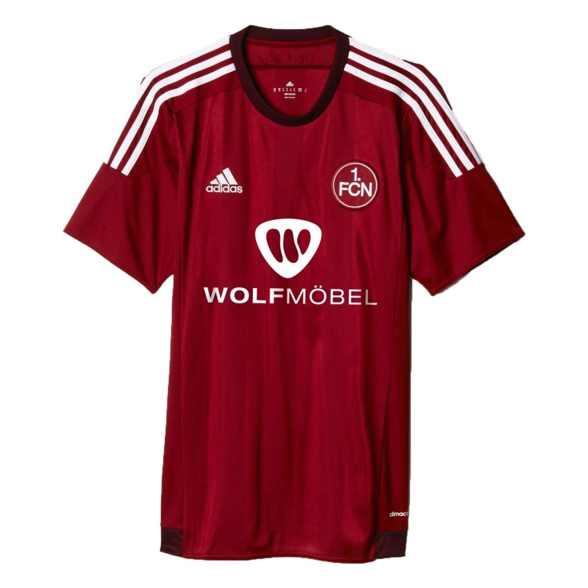 1. FC Nürnberg Home Trikot Kinder