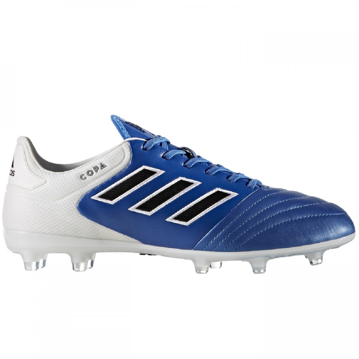 adidas Copa 17.2 FG Herren Fußballschuh Nocken blau weiß