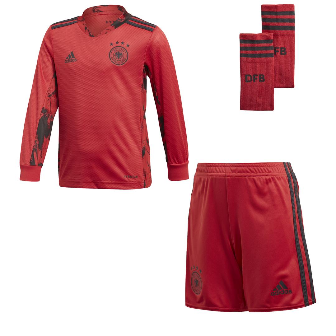 adidas DFB Home Goalkeeper Minikit EM 2020