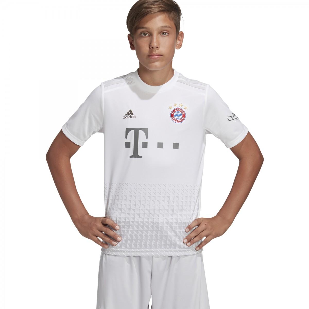 adidas FC Bayern München Auswärtstrikot