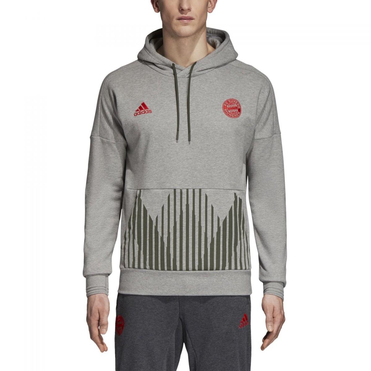adidas FC Bayern München Kapuzensweatshirt