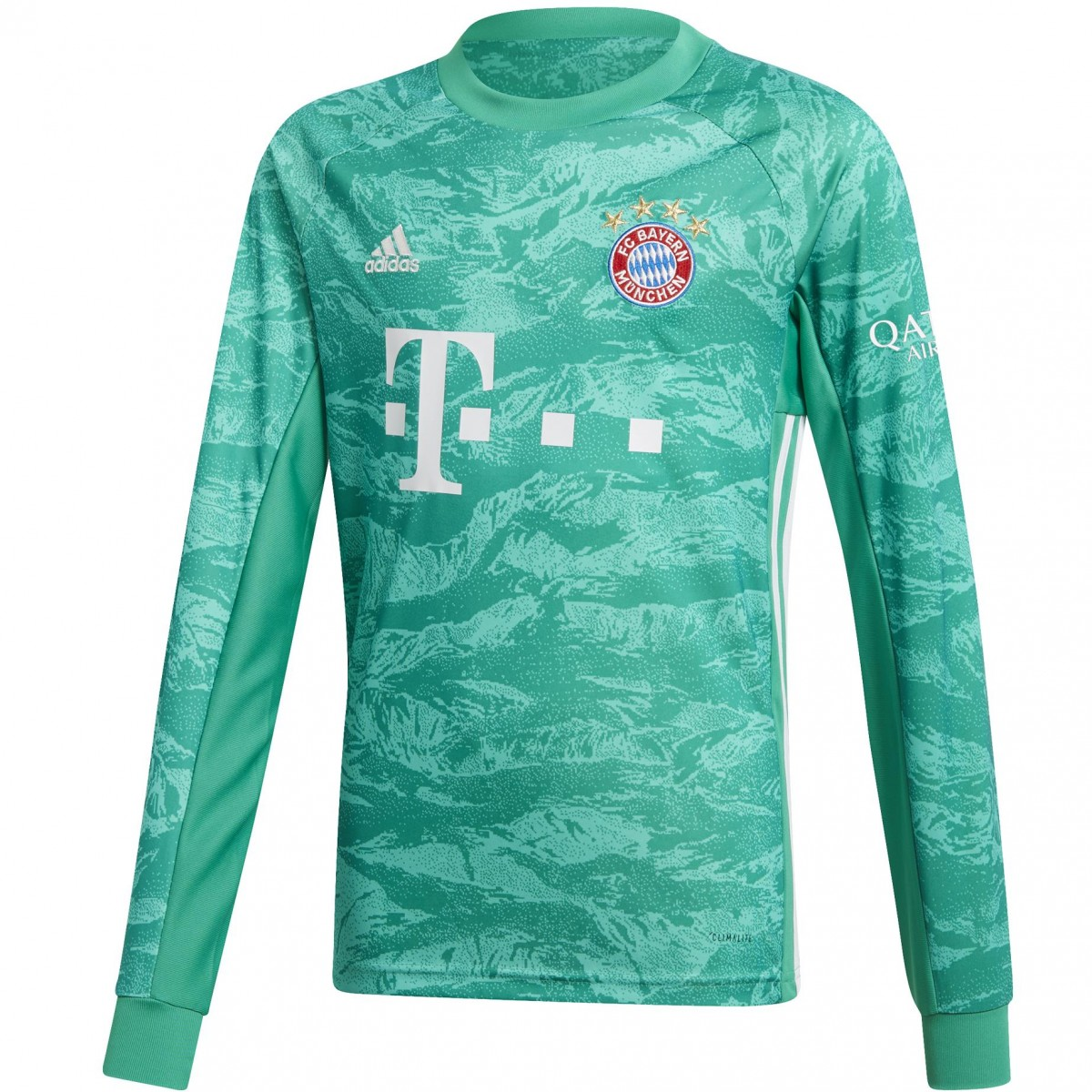 adidas FC Bayern München Torwart Heimtrikot