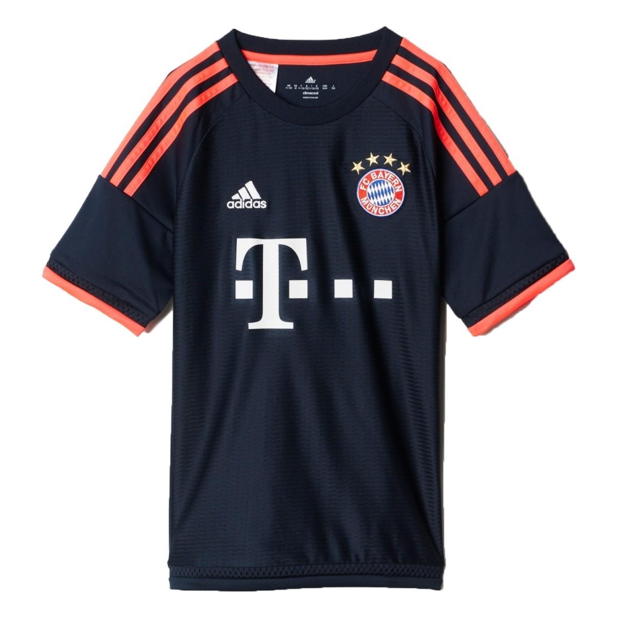 adidas FC Bayern München UCL Trikot Kinder