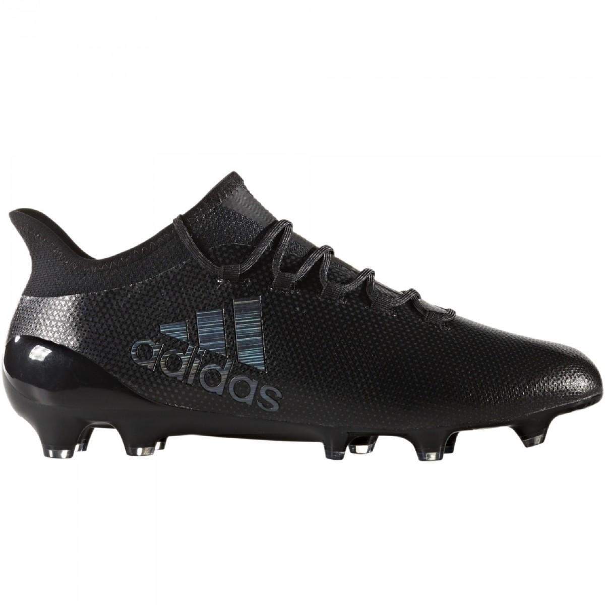 adidas X 17.1 FG Herren Fußballschuhe Nocken schwarz