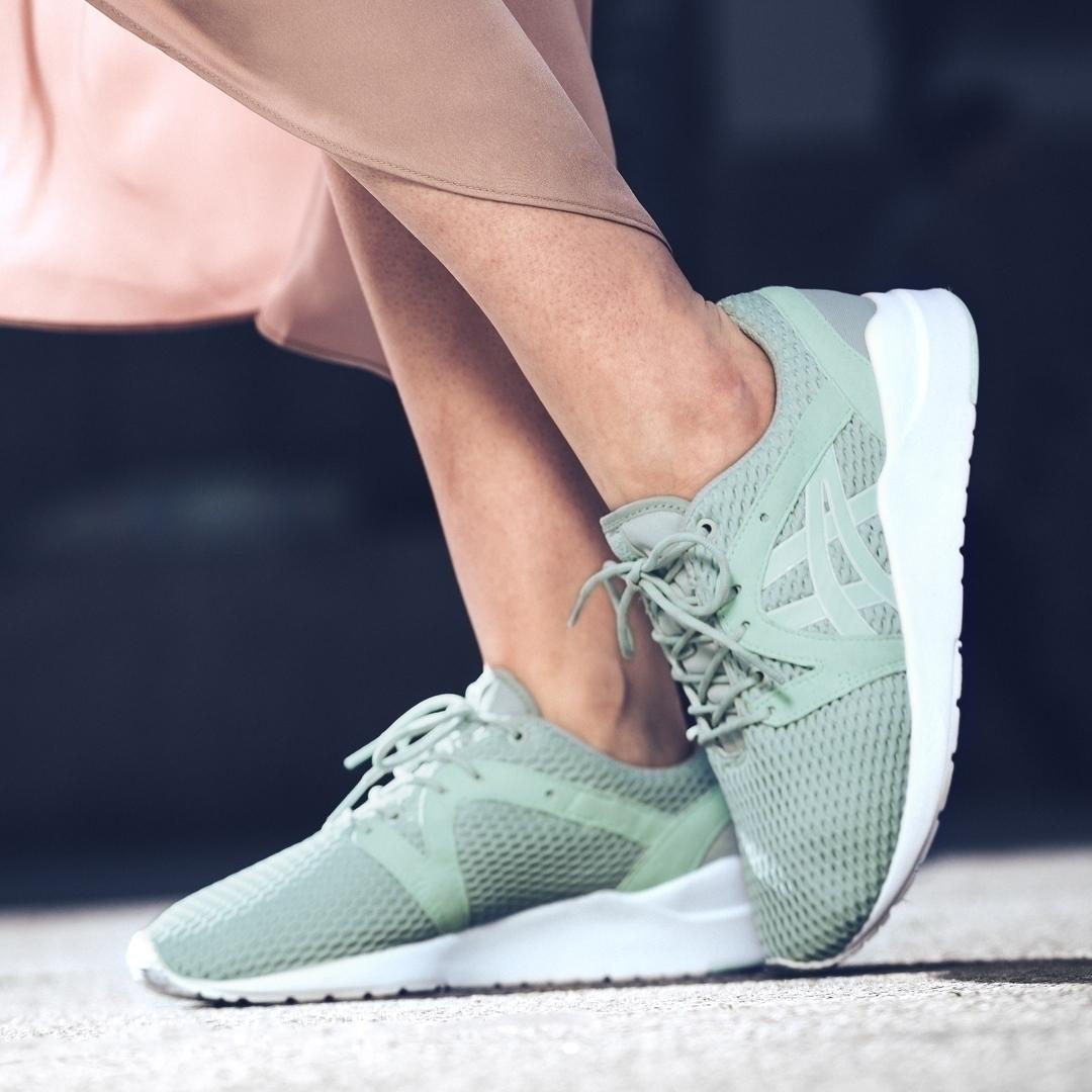 Asics Gel-Lyte Komachi Sneaker Damen Schuhe Glacier Grey
