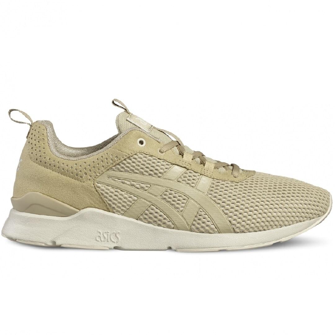 Asics Gel-Lyte Runner Sneaker Herren Schuhe Latte