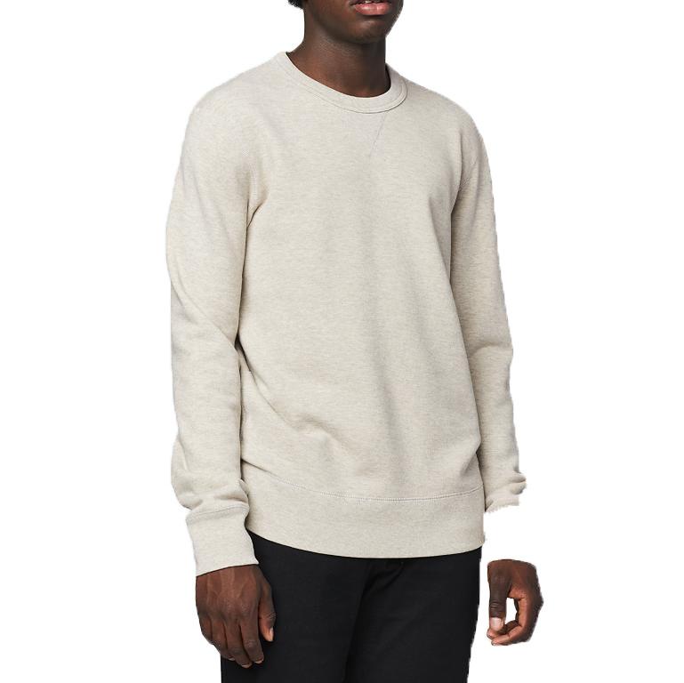 Converse Essentials Crew Herren Sweatshirt beige