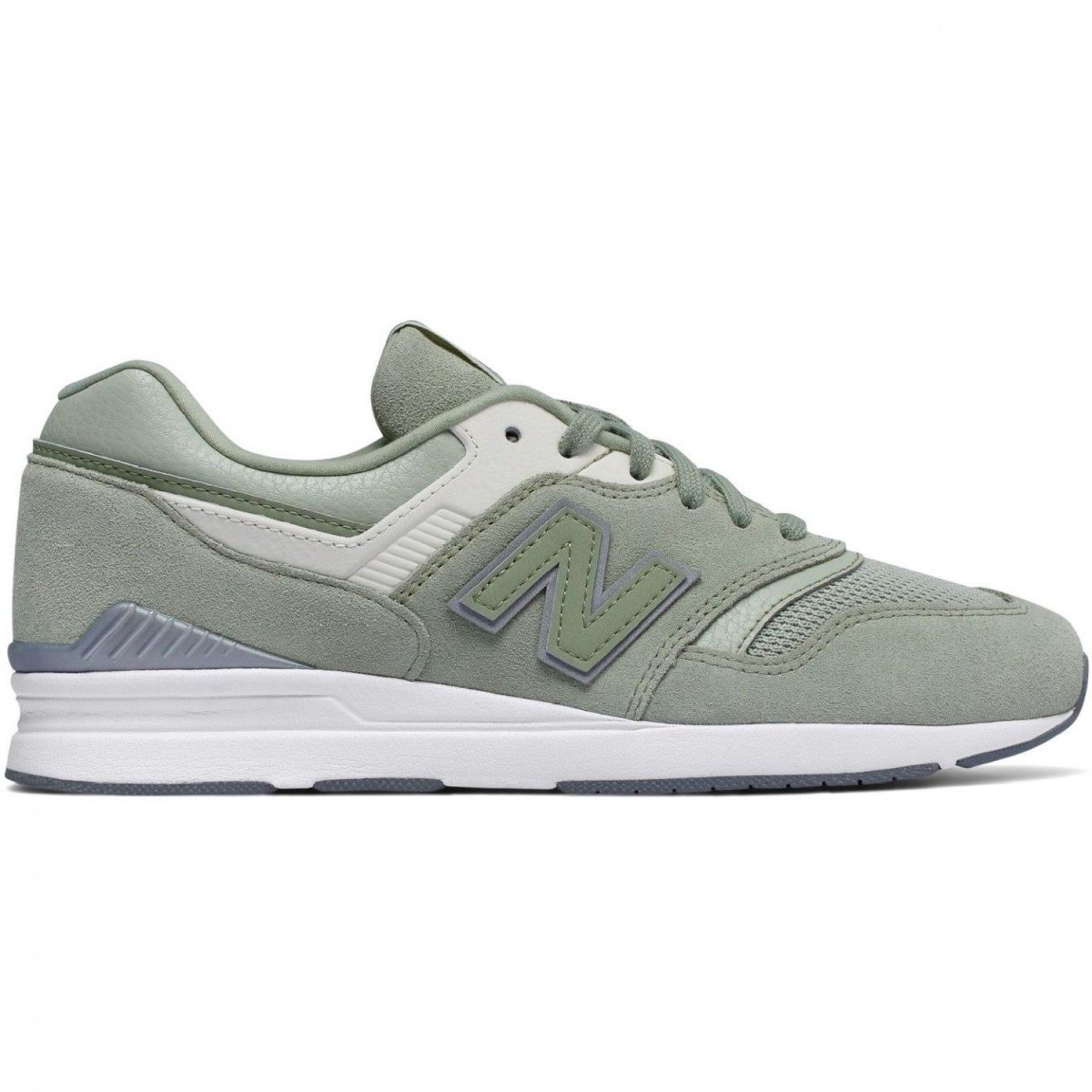 New Balance Leather WL 697 Sneaker