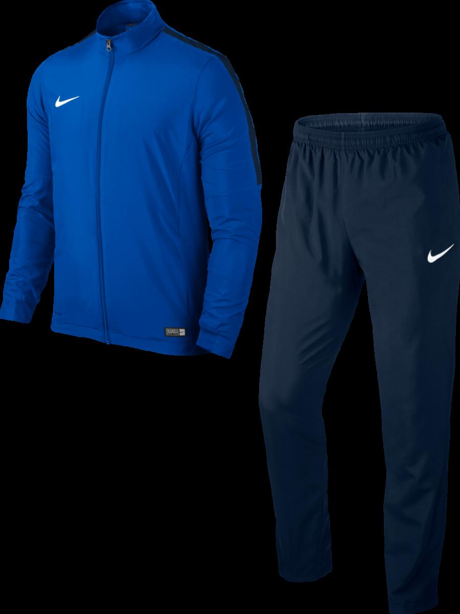 Nike Academy 16 Woven Präsentationsanzug 2 Herren blau