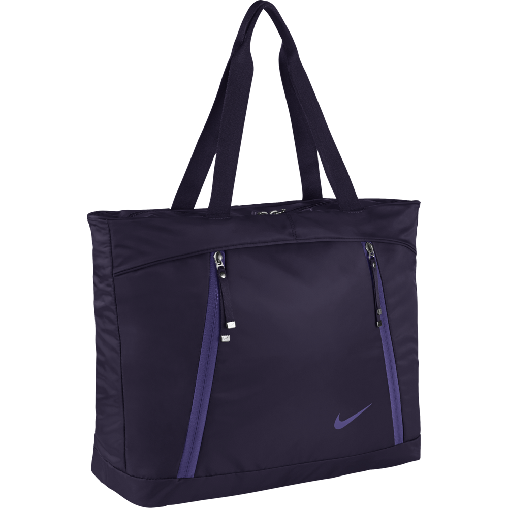 Nike Auralux Damen Trainingstasche lila