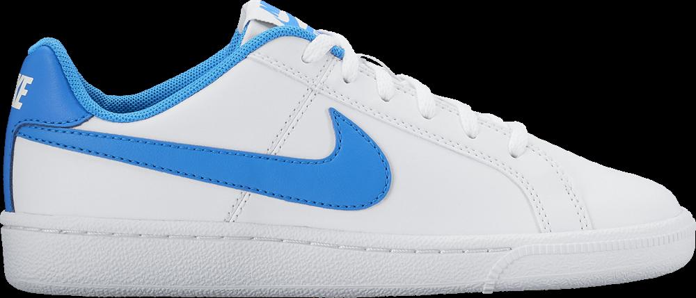 Nike Court Royale GS Sneaker Kinder Schuhe weiß blau