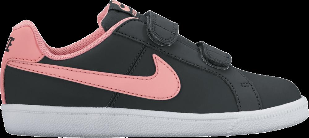 Nike Court Royale PSV Sneaker Kinder Schuhe anthrazit melon