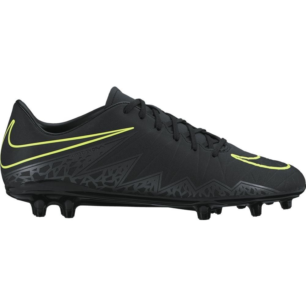 Nike Hypervenom Phelon II FG Fußballschuhe Nocken schwarz