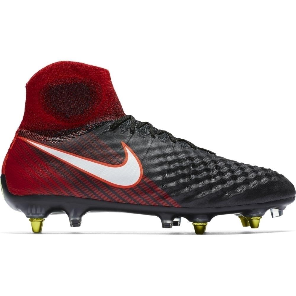 Nike Magista Obra II SG-Pro Anti-Clog Herren Fußballschuhe Sollen rot