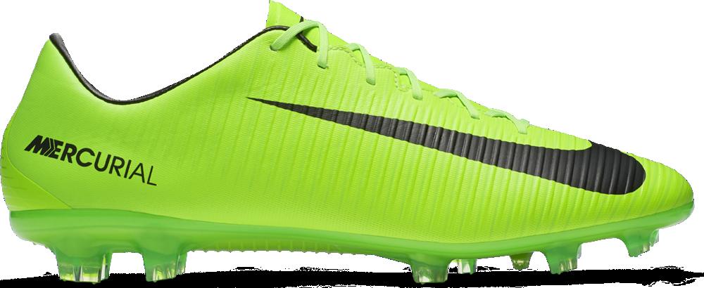 Nike Mercurial Veloce III FG Herren Fußballschuhe Nocken grün