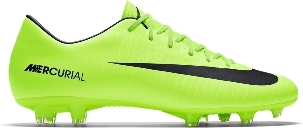 Nike Mercurial Victory VI FG Herren Fußballschuhe Nocken grün