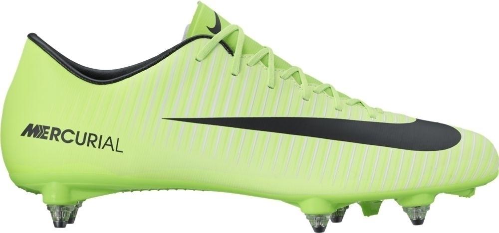 Nike Mercurial Victory VI SG Herren Fußballschuhe Stollen grün