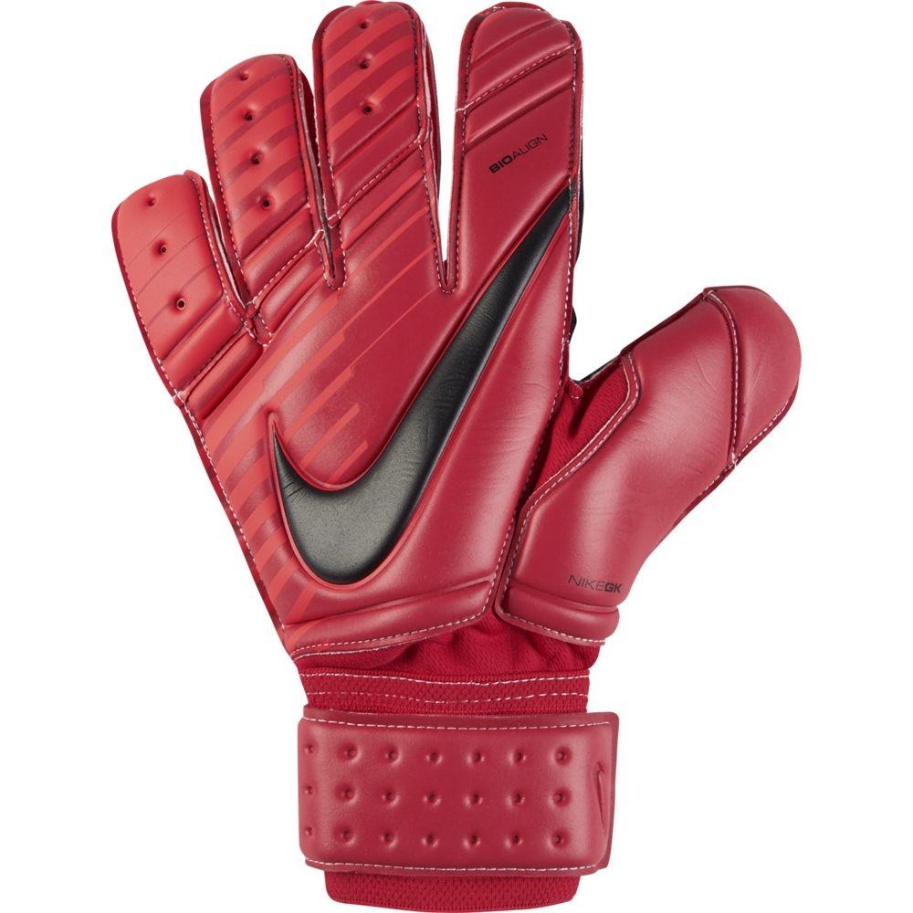 Nike Premier Grip3 Premier Goalkeeper Torwarthandschuhe Fußball rot