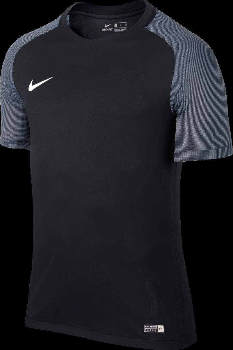 Nike Revolution IV Herren Fußballtrikot schwarz