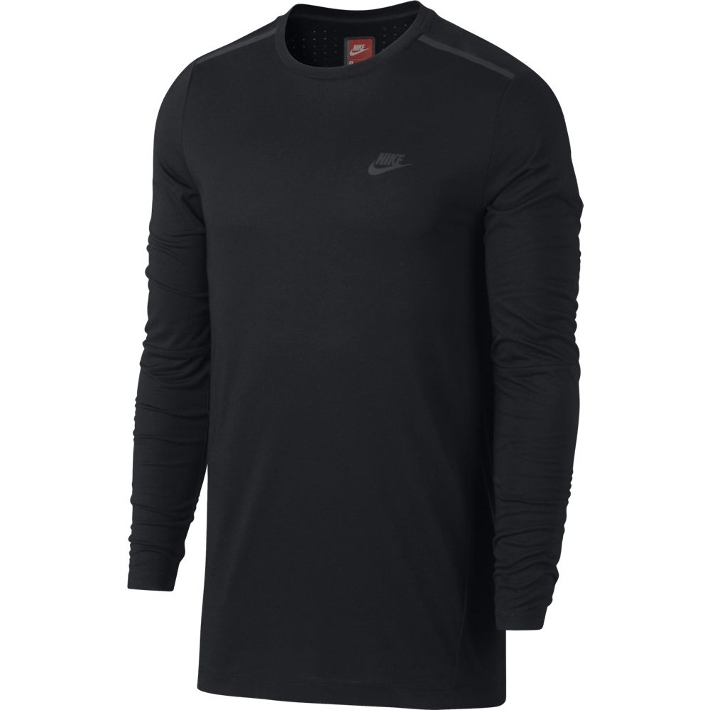 Nike Sportswear Bonded Long Sleeve Top