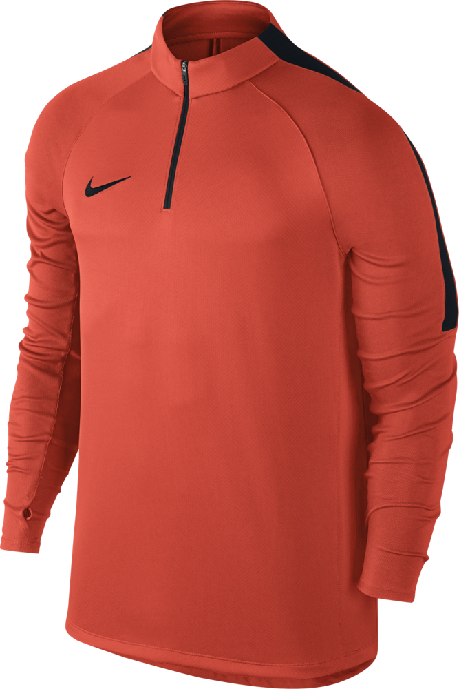 Nike Squad Football Drill Top Herren Trainingsshirt orange