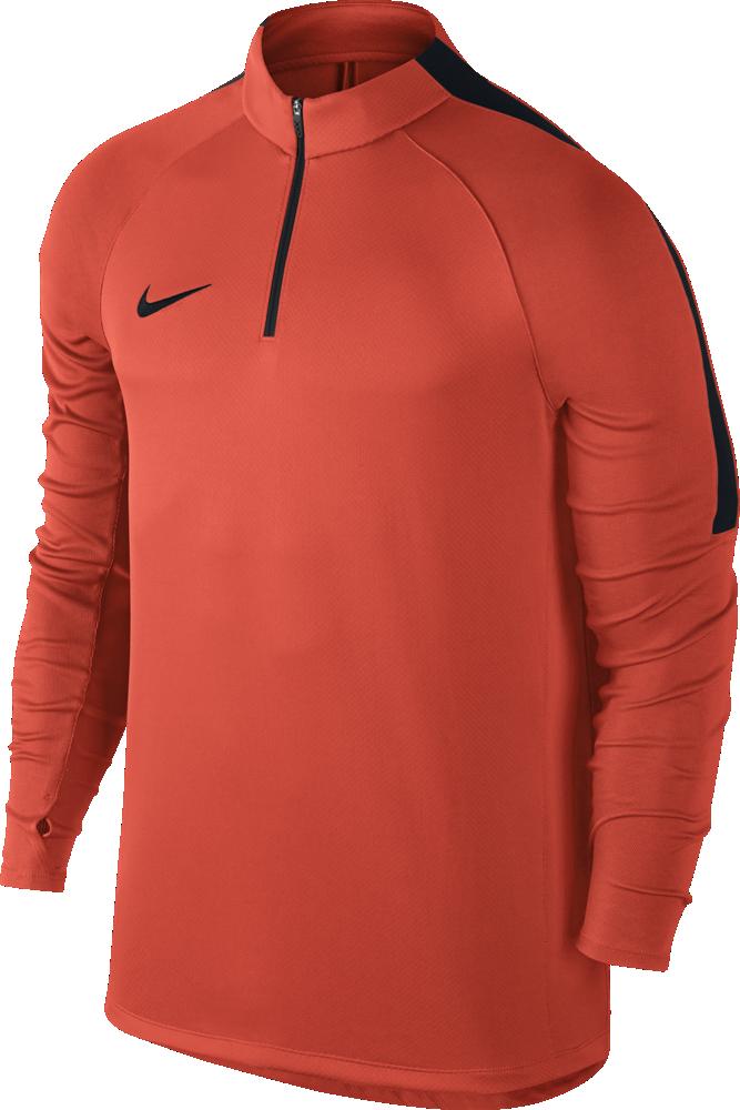 Nike Squad Football Drill Top Herren Trainingsshirt orange