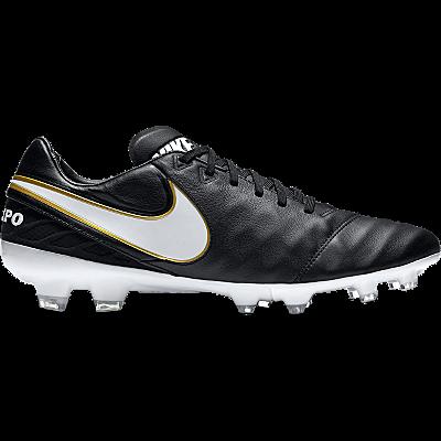 Nike Tiempo Legacy II FG Fußballschuhe Nocken schwarz