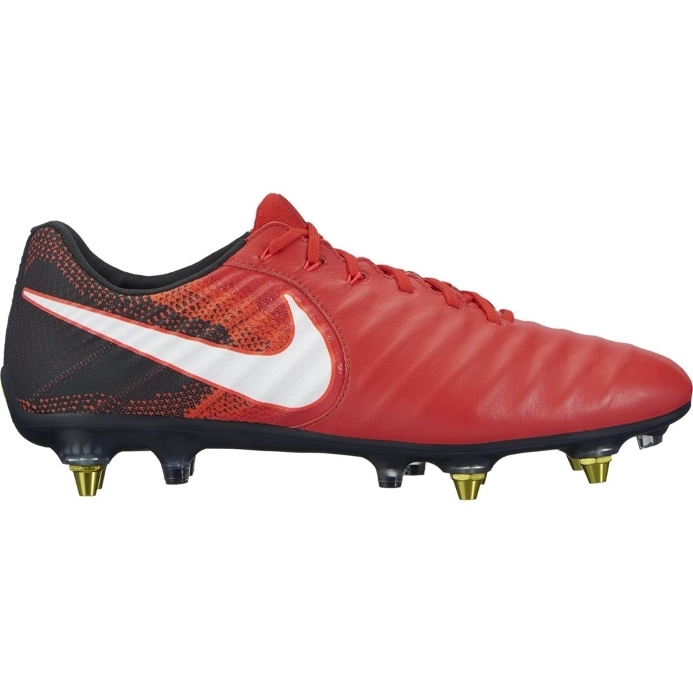 Nike Tiempo Legend VII SG-Pro Anti-Clog Herren Fußballschuhe Stollen rot