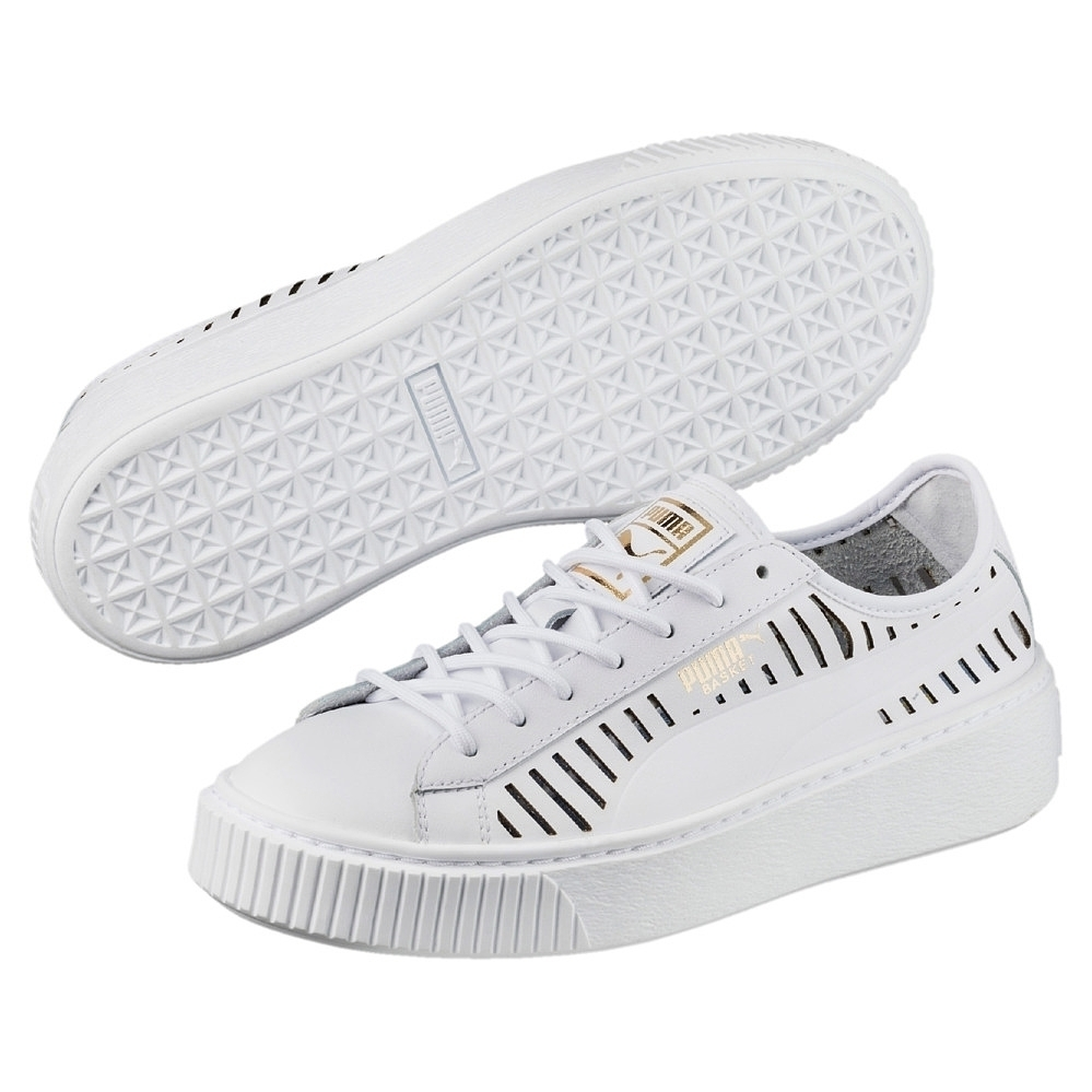 Puma Basket Platform Summer Sneaker