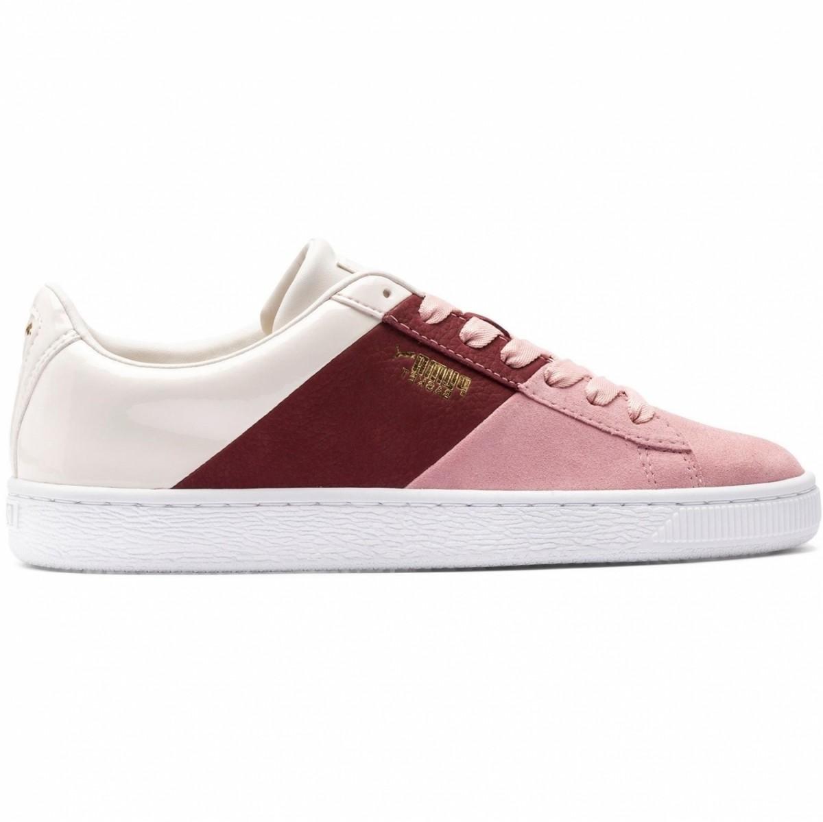 Puma Basket Remix Sneaker