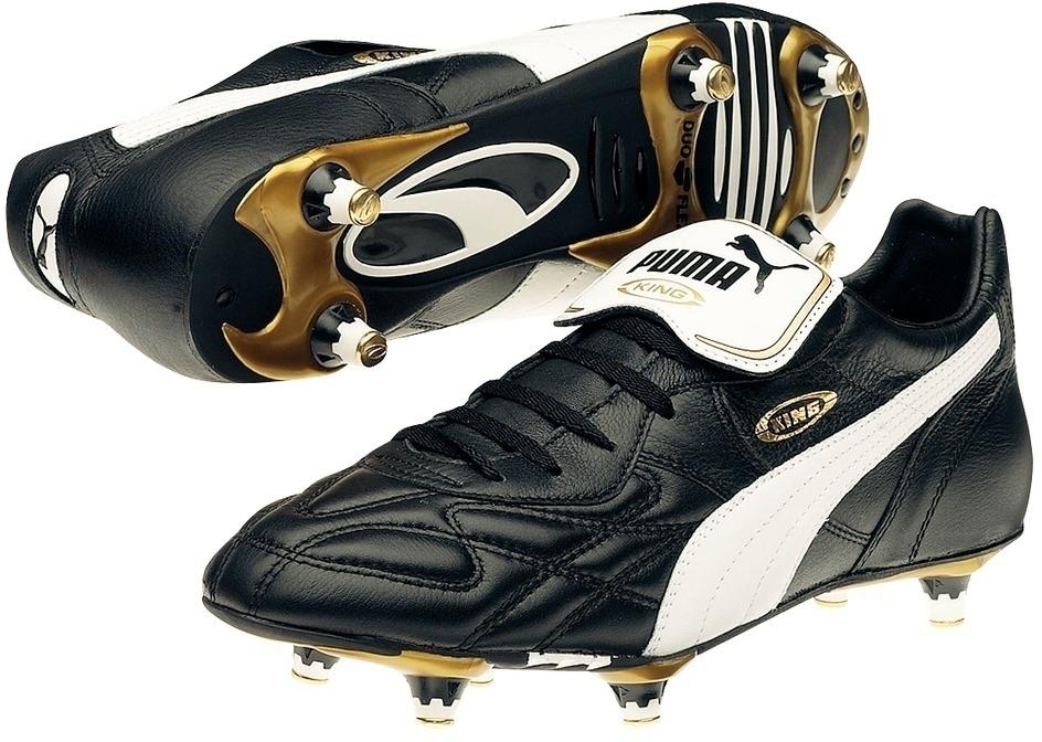 Puma King Pro SG Fußballschuhe Stollen schwarz