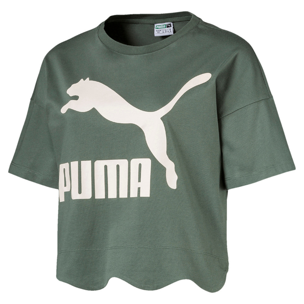 Puma Scallop Tee