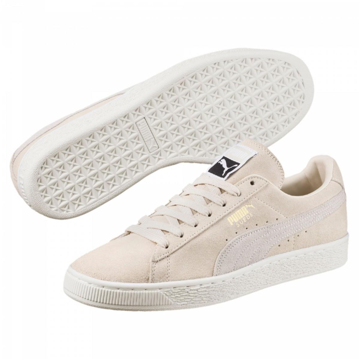 Puma Suede Classic Sneaker Herren Schuhe birch