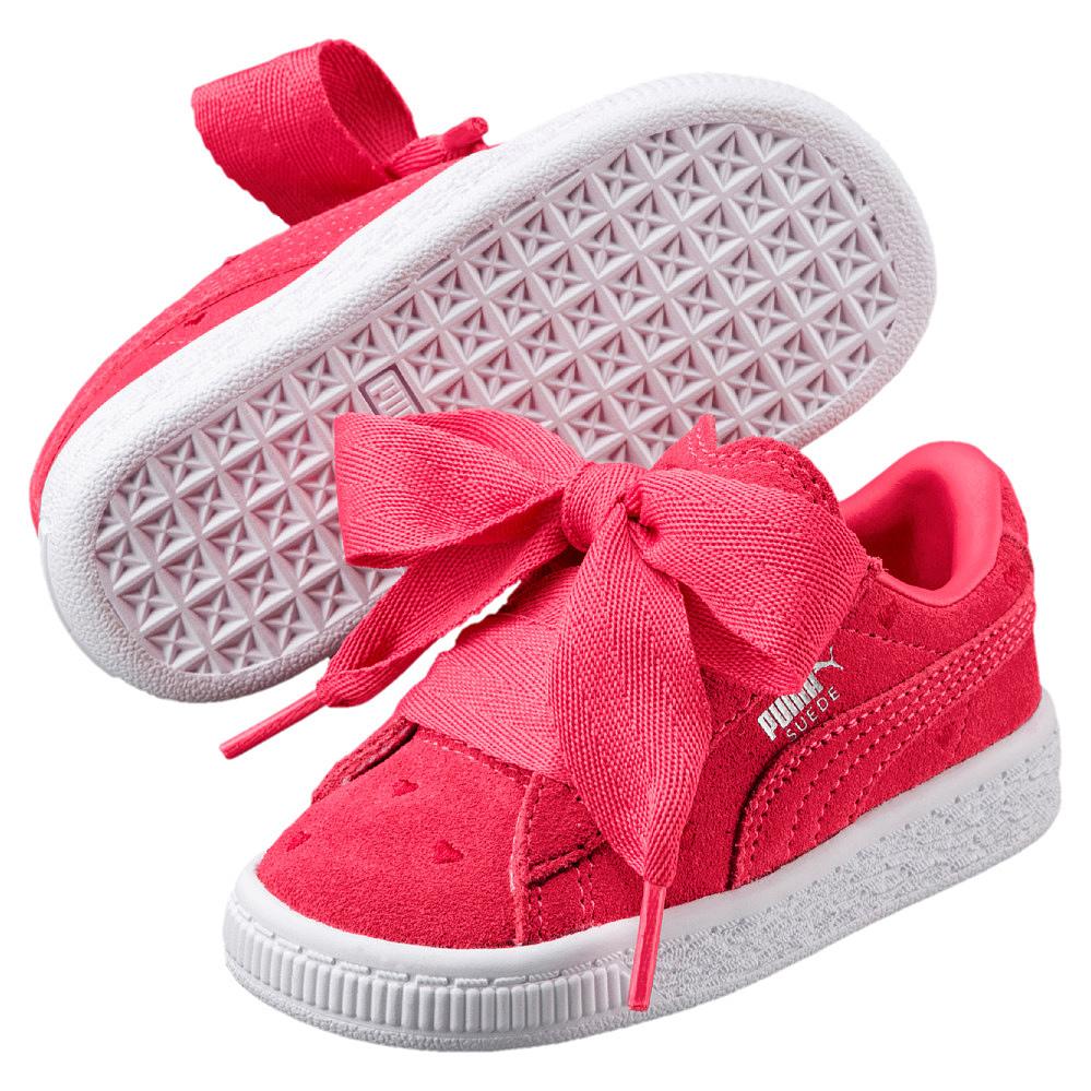 Puma Suede Heart Valentine Inf Sneaker