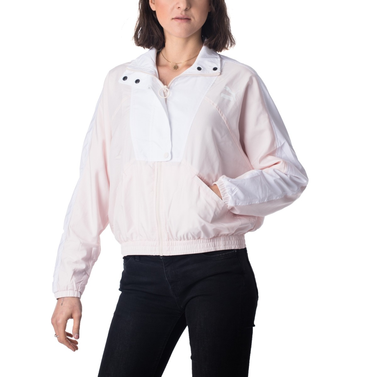 Puma Tailored for Sport Woven Track Jacket