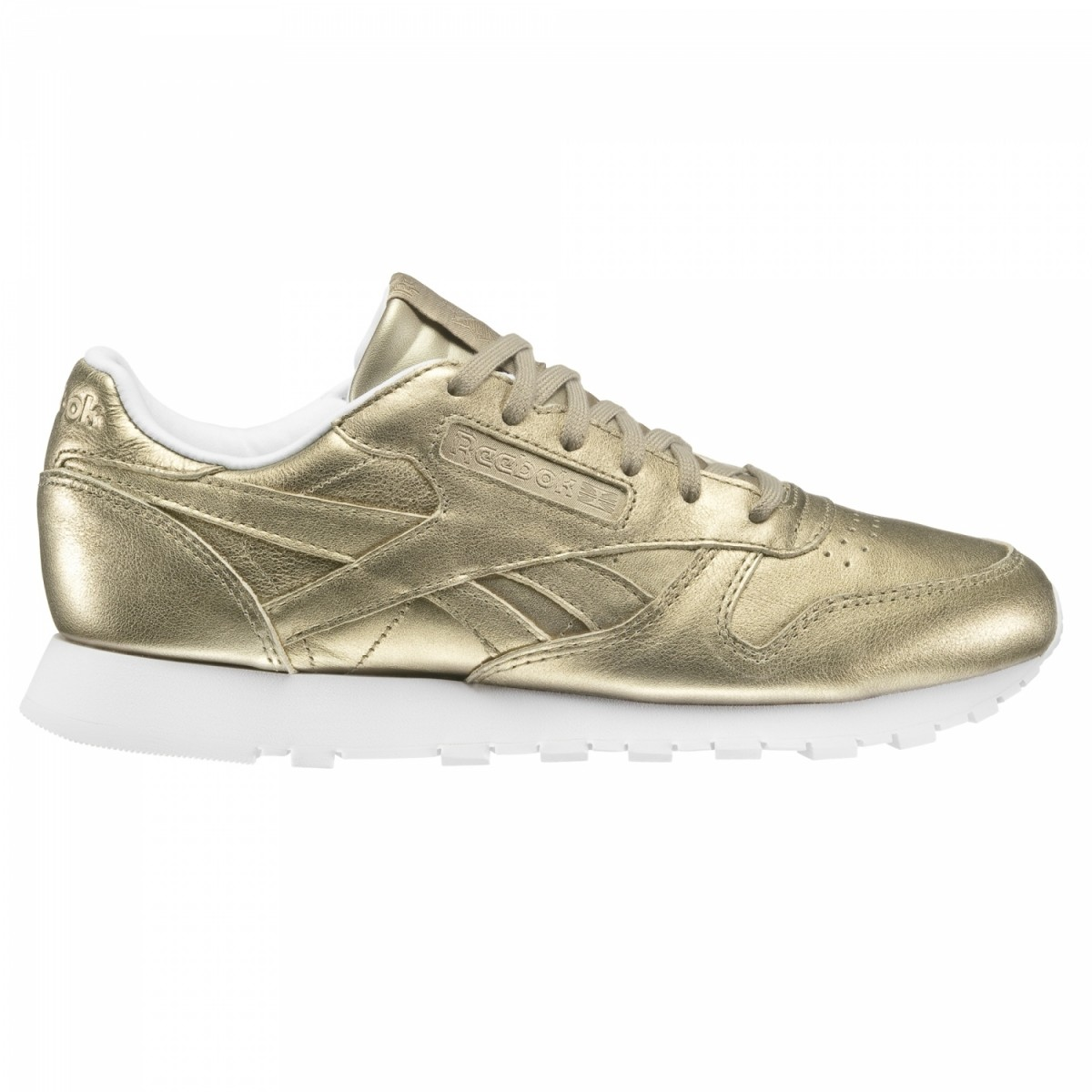 Reebok Classic Leather Melted Metal Sneaker
