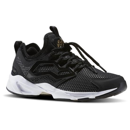 Reebok Fury Adapt Graceful TMI Sneaker Damen Schuhe schwarz