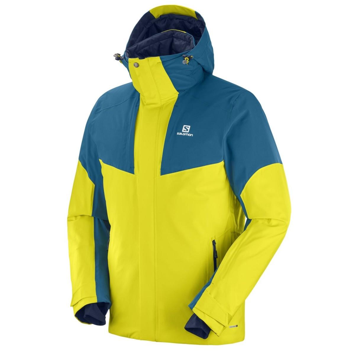 Salomon Icerocket Skijacke