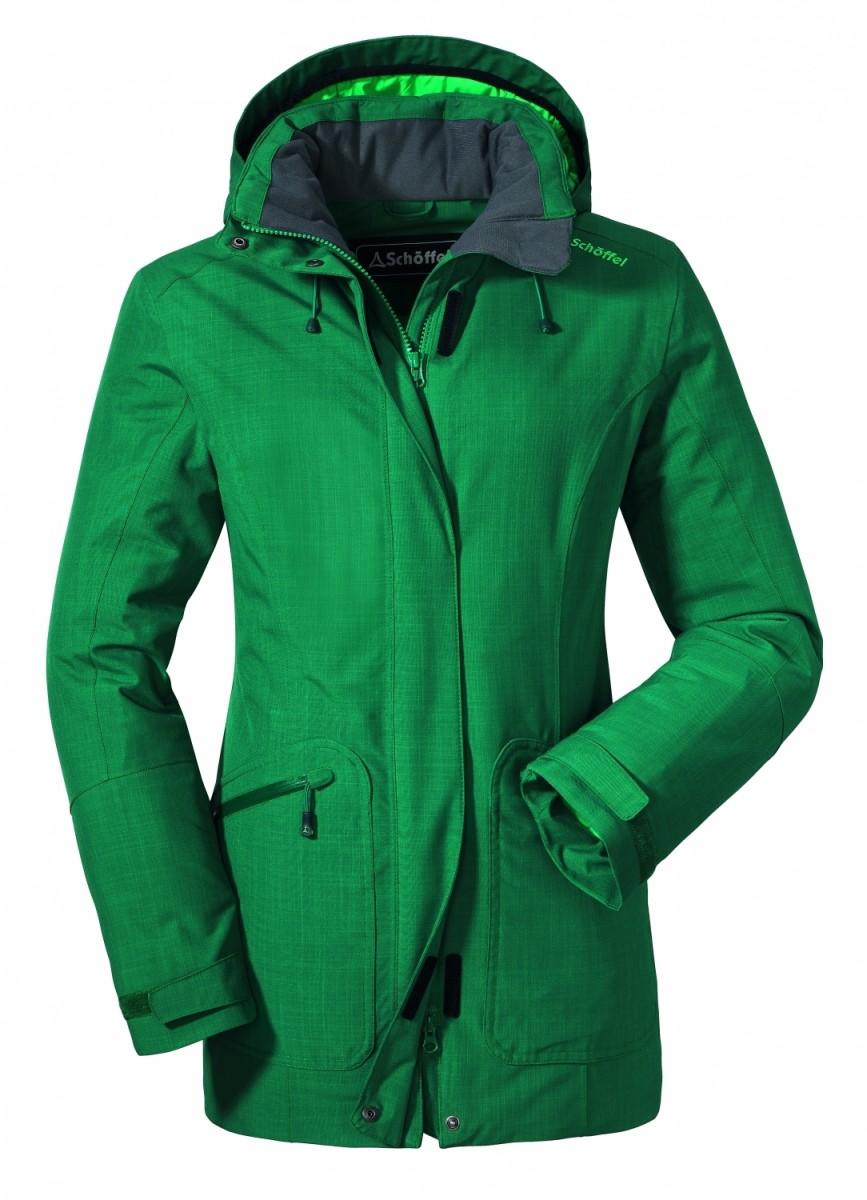 Schöffel Jacket Sedona Damen Outdoorjacke grün