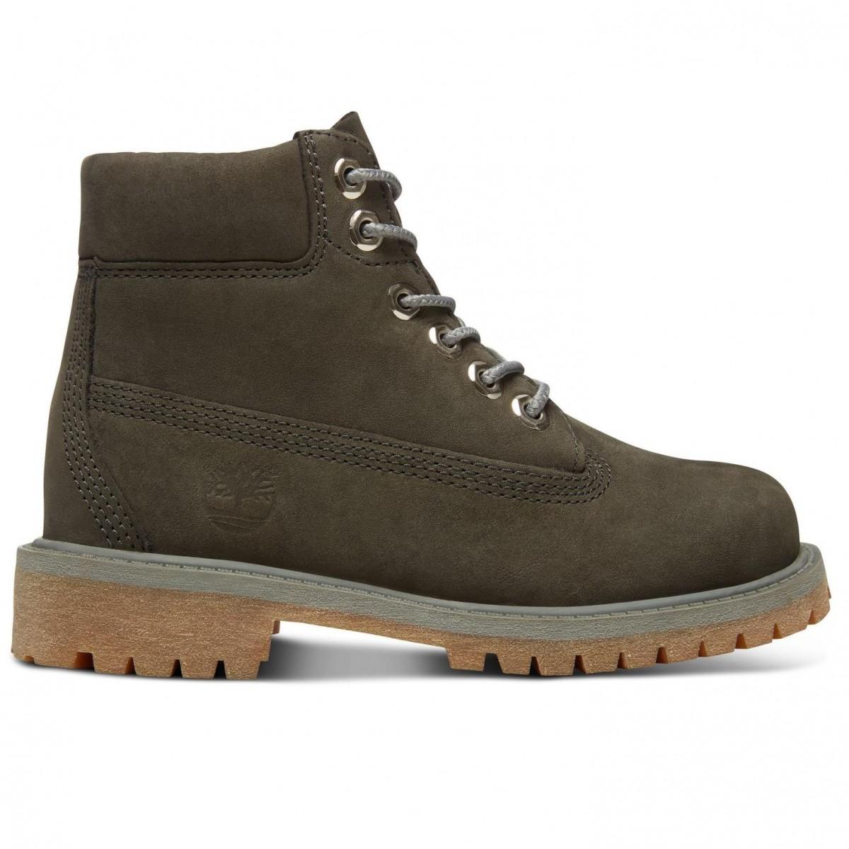 Timberland 6 Inch Premium Junior Boot