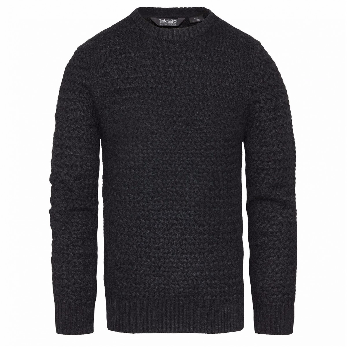 Timberland Beech River Wool Crew Herren Pullover schwarz