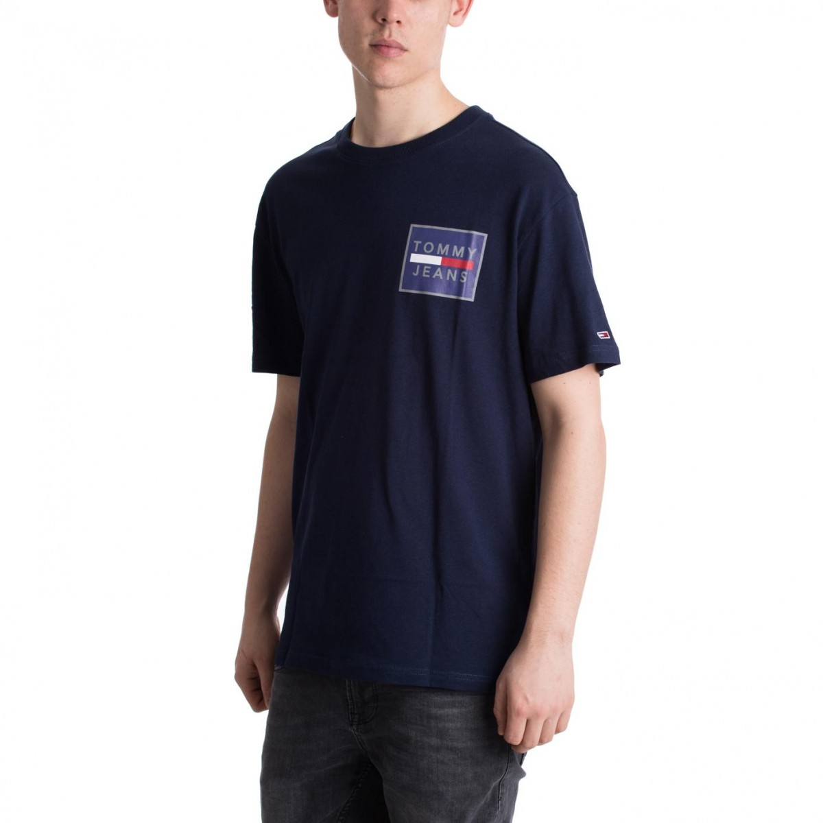 Tommy Jeans Chest Box Logo Tee