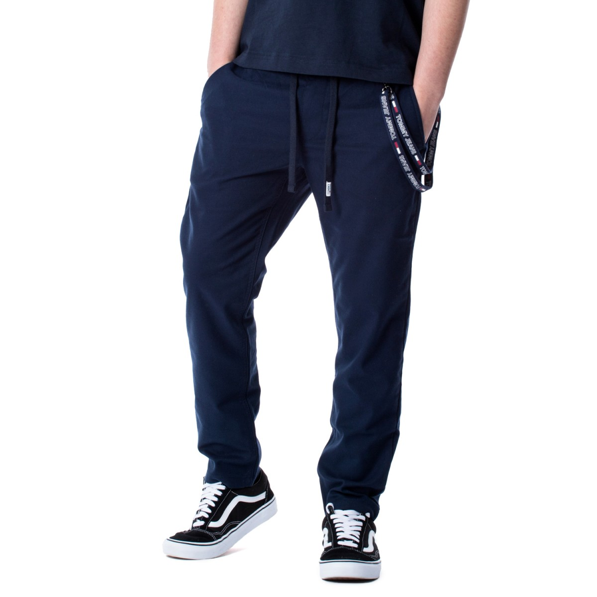 Tommy Jeans Scanton Solid Pants
