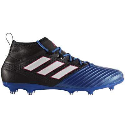 adidas Ace 17.2 Primemesh FG Herren Fußballschuhe Nocken schwarz blau