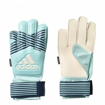 adidas ACE Fingersave Herren Torwarthandschuhe Fußball blau