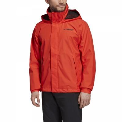 adidas AX Jacket orange Herren