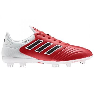 adidas Copa 17.2 FG Herren Fußballschuhe Nocken rot/weiß