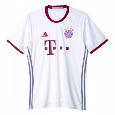 adidas FC Bayern München UCL Herren Trikot 2016/2017 weiss