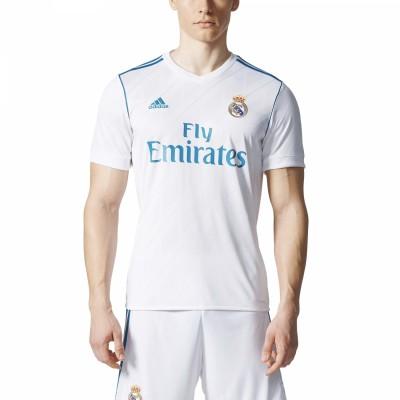 adidas Real Madrid Heimtrikot Herren Home 2017/2018 weiß