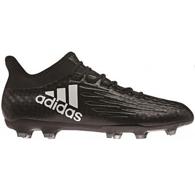 adidas X 16.2 FG Herren Fussballschuhe Nocken schwarz